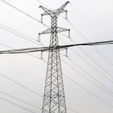 Cheap and Fine Guyed Line High Voltage Power Transmission Tower