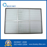 Air Filter with Plastic Frame for Air Cleaner