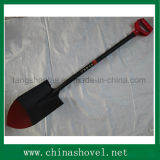 Agricultural Tool Russian Style Steel Handle Shovel Spade