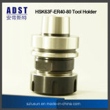 Hsk63f-Er40-80 Collet Chuck Tool Holder for CNC Machine