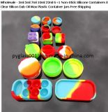 Silicon Container 3ml Oil Bowls for Smoking Accessories