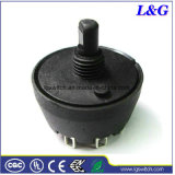 Appliance Juicer Pulse Round Selector Rotary Switch (MFR01)