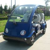 4 Seater Battery Operated Car for Sightseeing with CE (DN-4)