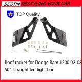 Roof Racket for Dodge RAM 1500 02-08 50inch LED Light Bar