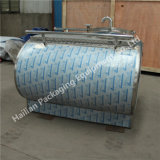 Farm Stainless Steel Dairy Milk Tank for Transportation