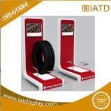 Wallstand Pop up Metal Customized Storage Car Wheel Display Rack