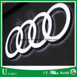 Outdoor Advertising Epoxy Resin LED Channel Letters