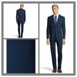 Italian Style Customized Two Button Notch Lapel Men′s Cashmere Wool Slim Fit Trendy Suit