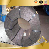 Bridge Application Prestressing 12.7mm Steel Strand