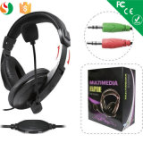 Low Price Portable Super Cool Computer Gaming Headphone
