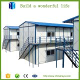 China Cheap Prefab Steel Structure Movable Houses for Kenya