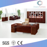 Fashion L Shape Office Table with Extention Desk (CAS-MD18A55)