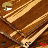 Top Grade Click System Strand Woven Bamboo Flooring for Indoor Use-Tiger