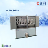 Commerical Cube Ice Machine With Big Storage Bin (CV3000)