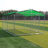 Large Heavy Duty Galvanized Dog Cage for Sale, Large Animal Crate Dog Boarding Kennel Cages