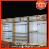High Quality MDF United Wall Cabinet for Retail Shops
