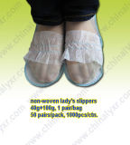 Disposable Nonwoven Slippers for Hotel