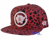 Full Printing Snapback Cap Hat with 3D Embroidery Logo