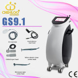 2015 Guangzhou Chinloo Facial Messager and Body Massager No Needle Mesothreapy Beauty Equioment (GS9.1)