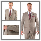 Italian Style Bespoke Tailor Elegant Men′s Trendy Business Suit