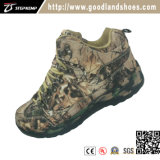 Camouflage Design Outdoor Ankle Boots Army Shoes Men 20117-1