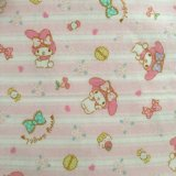 2016 Winter Fabric Cotton Flannel Printed Fabric for Ladies Pajamas and Sleepwear