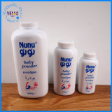 Hot Selling Baby Talcum Powder Plastic Bottle 100g/200g/500g