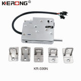 Kerong Electromagnetic lock 24VDC Cabinet Door Smart Lock with System Management Software