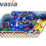 Children Commercial Indoor Games Plastic Playground Equipment Prices Cheap Kids Soft Play Slide Castle