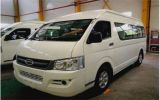 The Lowest Price Mini Bus of Haice Model 18 Seats City Bus