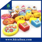Wholesale Eco-Friendly Soft Kawaii PU Stress Slow Rising Squishy Dessert Toy
