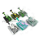 Colorful Glass Water Pipe Glass Smoking Pipe Herb Tobacco Pipes Glass Smoking Accessories