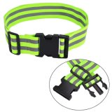 Sportline Reflective Waist Band Safety Belt