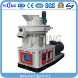 Vertical Ring Die Sawdust Pellet Machine