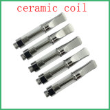 Thc Oil CO2 Oil Glass Vaporizer Ceramic Coil Atomizer