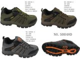 No. 50048 Three Colors Lady Hiking Shoes Sport Shoes