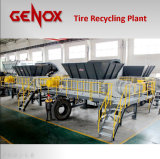 Gts Tire Recycling Line / Recycling Machine