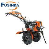 9 HP Farm Machinery Diesel Rotary Cultivator/Agricultural Mini Tiller