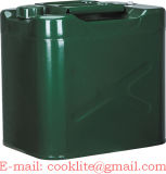 Square Type Jerry Can / Gas Can / Fuel Can 25L