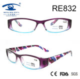 2017 Wholesale New Design Fashion Reading Glasses (RE832)