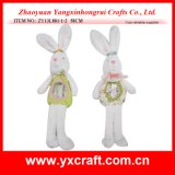 Easter Decoration (ZY13L881-1-2) Bunny Plush Easter Item