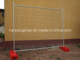 Hot-Dipped Galvanized Wire Mesh Fence for Temporary Using