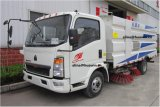 HOWO Road Clean and Sweeper Truck