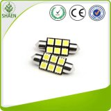 36mm 6 LED 5050 Car Festoon Interior Light