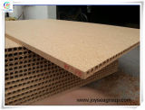 The Core of Flat Hollow Core Chipboard