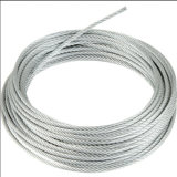 High Corrosion Resistance AISI 304 316 6mm 8mm 10mm Stainless Steel Wire Rope