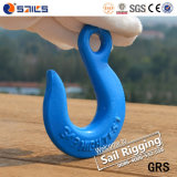 Steel Forged Eye Slip Hooks H-324