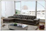 Europe Modern Leather Sofa in Living Room Furniture (M316)