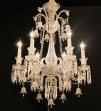 pH-26024-6 Crystal Chandelier Baccarat Style
