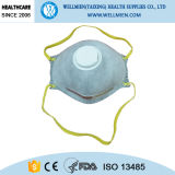 Breathable Ffp1 Dust Mask with Valve